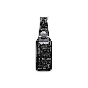 Abridor de Garrafas de Parede Cervejas