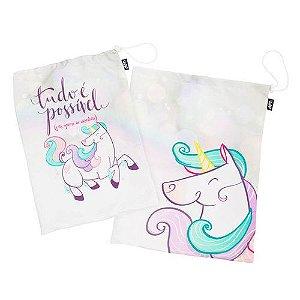 Conjunto Sacos de Viagem Unicornio