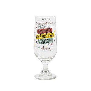Conjunto Drink Motivos Para Brindar