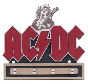 Porta Chaves ACDC