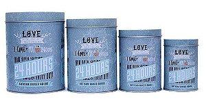 Kit de Latas Love