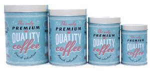 Kit de Latas Quality Coffee