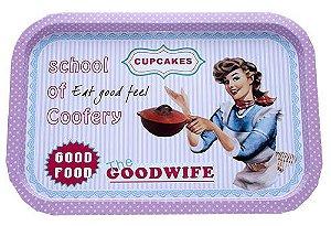 Bandeja Personalizada Cupcake