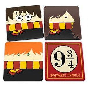 Porta Copo Harry Potter