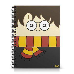 Caderno Harry Potter