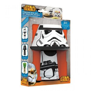 Kit para Lanche Star Wars Stormtrooper