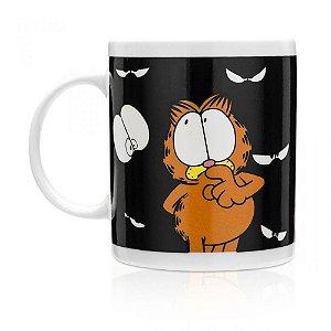 Caneca Termossensível Garfield