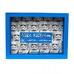 Cofre Star Wars Stormtroopers