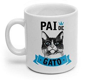 Caneca Pai de Gato