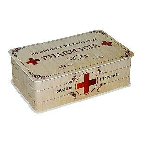 Caixa Organizadora Farmácia