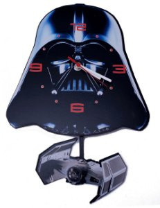 Relógio de Parede Darth Vader