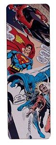 Placa Geek Quadrinhos Super Heróis