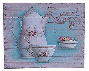 Placa Sweet