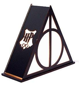 Luminária Harry Potter As Relíquias da Morte