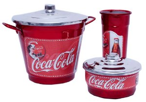 Kit Pia Coca Cola