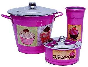 Kit Pia Cupcake