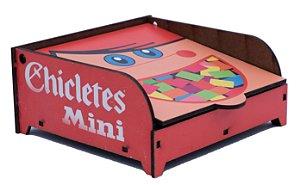 Porta Guardanapo Chicletes Mini