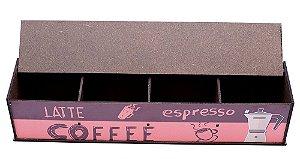 Porta Café MDF