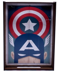 Bandeja Capitão América
