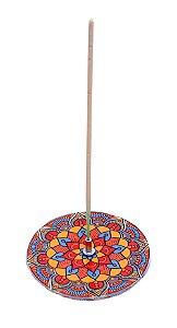 Porta Incenso Mandala