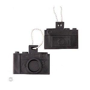 Capa de Chave Câmera Divertida