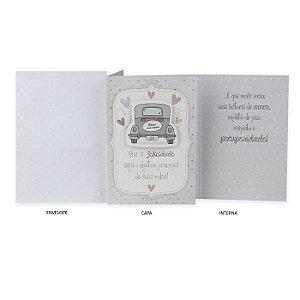 Cartão de Casamento Amor