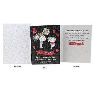 Cartão De aniversário de Namoro - Ocasiões especiais G
