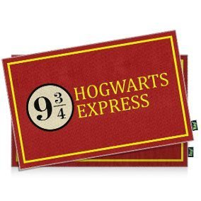 Jogo Americano Harry Potter Hogwarts Express