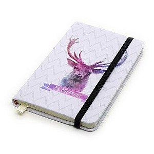 Caderneta de Anotações Be Colorful - Veado