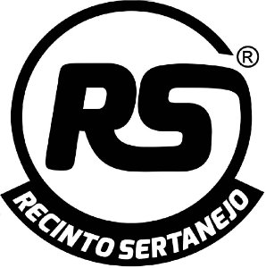 Adesivo Recinto Sertanejo - Preto