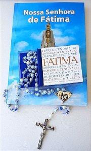Kit Terço Nossa Sra De Fátima (Produto Esgotado)