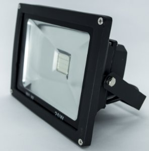 Refletor De LED 20W RGB IP66