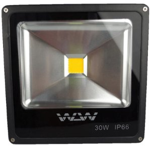 Refletor De LED 30W 3200k Banco Quente IP66
