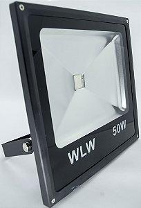 Refletor de LED 50w Luz Azul ip66