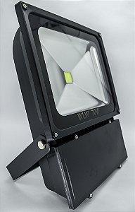 Refletor De LED 70W Luz Verde IP66