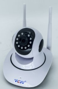 Câmera IP WIFI WIRELESS Robo 720p 1,30MG