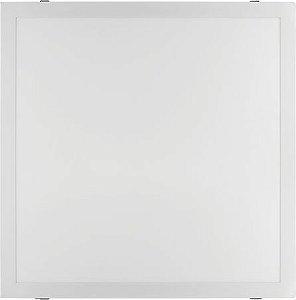 Painel Plafon EMBUTIR-45W-branco Quente -620X620MM