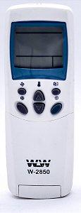 Kit 12 Uni Controle Remoto Para Ar Condicionado Lg