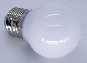 Lampada G45 3W 240LM Branco Quente 85-240V E27
