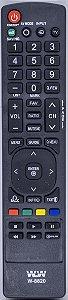 Controle Remoto Tv Lcd Led Plasma Lg Akb72915252 WLW-8820