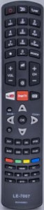 Controle Remoto Tv Philips WLW-7007