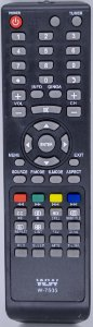 Controle Remoto WLW-7505 Para Tvs Philco Tv Plasma Ph43c21p