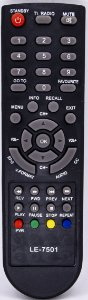 Controle Remoto Tv Sony WLW-7501