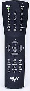 Controle Remoto Tv Lg wlw139