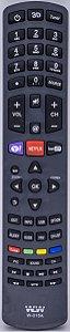 REF W-015A - CONTROLE LCD TOSHIBA