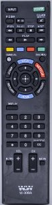 REF W-009A - CONTROLE LCD SONY SMART