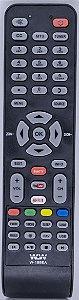 Controle Para Toshiba / Tcl Led Rc 199e