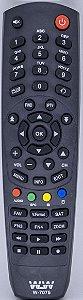 Controle Tcom Universal Banda C E Ku WLW-7075