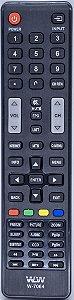 Controle Remoto Tv Semp Toshiba WLW-7064