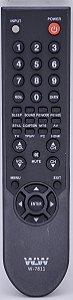 Controle Remoto LCD TOSHIBA REF:W-7811A